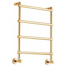 Margaroli Sole 442-370 GOLD Полотенцесушитель водяной, золото