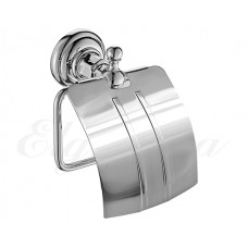 Elghansa Praktic PRK-300 CR Держатель туалетной бумаги с крышкой, хром