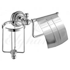 Elghansa Praktic PRK-360 CR Держатель туалетной бумаги и освежителя воздуха, хром