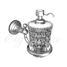 Elghansa Praktic PRK-472 CR Дозатор жидкого мыла стекло , хром