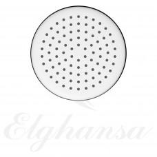 Elghansa MD-720 Верхний душ, круглый, SoftLine, нержавеющая сталь
