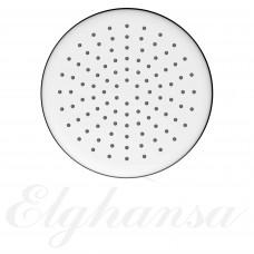 Elghansa MD-725 Верхний душ, круглый, SoftLine, нержавеющая сталь