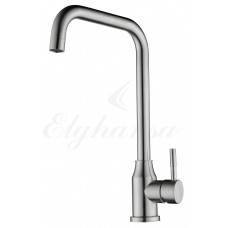 Elghansa STAINLESS STEEL 56A4131-Steel Смеситель для кухни, хром