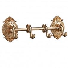 Hayta Classic Gold 13902-4/GOLD Планка на 4 крючка, золото