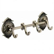Hayta Classic Bronze 13902-4/BRONZE Планка на 4 крючка, бронза