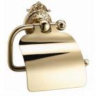 Hayta Classic Gold 13903-4/GOLD Бумагодержатель с крышкой, золото