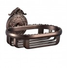 Hayta Antic Brass 13904/VBR Мыльница с настенным креплением, античная бронза