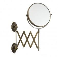 Hayta Classic Bronze 13992/BRONZE Поворотное косметическое зеркало на растяжке, бронза