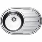 Kaiser KSS-7750L Мойка кухонная (770х500х180), нержавеющая сталь