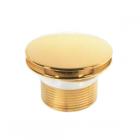Kaiser 8004B Gold Выпуск для ванны, золото