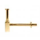 Kaiser 958К-Gold Сифон для раковины, золото