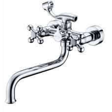 Kaiser Carlson Lux 11255 Смеситель для ванны, хром
