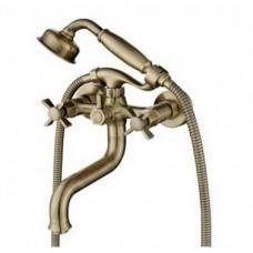 Kaiser Cross 41022-1 Смеситель для ванной, бронза