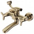 Kaiser Trio 57122-1 Смеситель для ванны, бронза