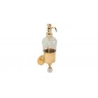 Migliore Amerida ML.AMR-60.407.DO Дозатор жидкого мыла настенный, стекло, Swarovski, золото