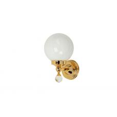 Migliore Amerida ML.AMR-60.430.DO Светильник настенный, стекло, Swarovski, золото