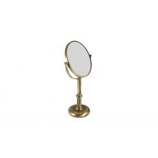 Migliore Complementi ML.COM-50.318.BR Зеркало JERRY оптическое настольное d18xh35х12 см. (3X), бронза