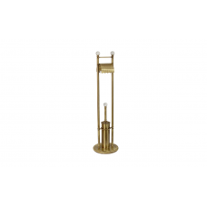 Migliore Cristalia ML.CRS-60.242.BR Стойка 2-х функциональная H96 см, SWAROVSKI, бронза