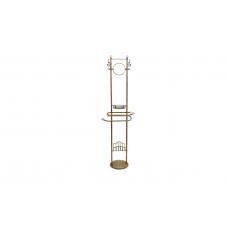 Migliore Cristalia ML.CRS-60.245.BR Стойка высокая H175 см, SWAROVSKI, бронза