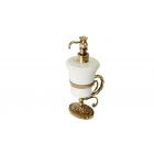 Migliore Edera ML.EDR-60.317.BR Дозатор жидкого мыла настольный, керамика, бронза