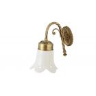 Migliore Edera ML.EDR-60.330.BR Светильник настенный, керамика, бронза