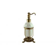 Migliore Elisabetta ML.ELB-60.117.BR Дозатор жидкого мыла настольный, керамика, бронза