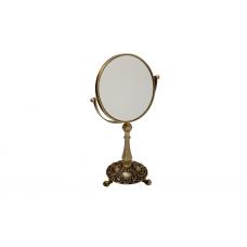 Migliore Elisabetta ML.ELB-60.118.BR Зеркало оптическое D18xH36 см. (3Х) настольное, бронза
