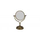 Migliore Mirella ML.MRL-1300.BR Зеркало оптическое настольное D18 cm (2Х), бронза