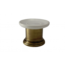 Migliore Mirella ML.MRL-4411.BR Mыльница настольная, керамика, бронза