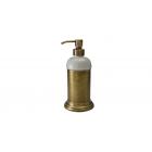 Migliore Mirella ML.MRL-4412.ВR Дозатор жидкого мыла настольный, керамика, бронза