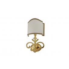Migliore Mirella ML.MRL-LP13.DO Светильник настенный H38хL20хP11 cm, ткань, золото