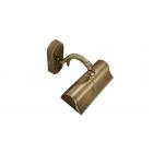 Migliore Mirella ML.MRL-LP20.BR Светильник-карниз настенный, L20 cm., бронза
