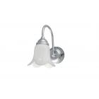 Migliore Mirella ML.MRL-LP9M.CR Светильник настенный H20хL20 cm, керамика, хром