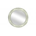 Migliore CDB ML.COM-70.509.AV.AG Зеркало круглое h90xL90xP7 cm., аворио/декор серебро