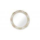 Migliore CDB ML.COM-70.509.AV.DO Зеркало круглое h90xL90xP7 cm., аворио/декор золото