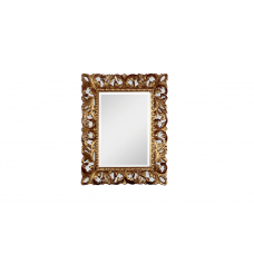 "Migliore CDB ML.COM-70.701.BR Зеркало прямоугольное ""ажурное"" h107xL87xP6 cm., бронза"