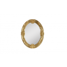 Migliore CDB ML.COM-70.702.DO Зеркало овальное h106xL86xP5 cm., золото сусальное