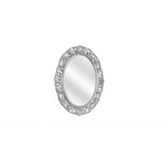 "Migliore CDB ML.COM-70.703.AG Зеркало овальное ""ажурное"" h80xL58xP4 cm., серебро"