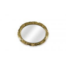 Migliore CDB ML.COM-70.781.DO Зеркало овальное h79xL99xP6 cm., золото сусальное