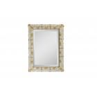Migliore CDB ML.COM-70.802.AV.DO Зеркало-шкаф h90хL70 сm. DX (петли справа), аворио/декор золото