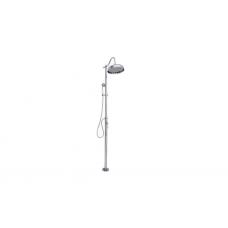 Migliore Oxford ML.OXF-6370.BI.CR Душевая напольная колонна со смесителем,верхним душем и ручной лейкой., хром