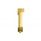 Migliore Quadra ML.QDR-34.120.DO Набор гигиенический, золото