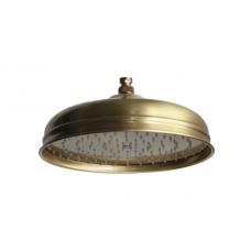 Migliore Roma ML.ROM-35.640.BR Верхний душ D-200 мм. антикальций, бронза