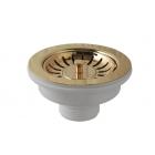 Migliore Complementi ML.RIC-10.107.DO Слив для кухонной мойки D-90 см., золото