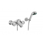Migliore Axo Swarovski ML.AXO-602F.CR Смеситель для ванны внешний, хром
