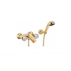 Migliore Axo Swarovski ML.AXO-602F.DO Смеситель для ванны внешний, золото