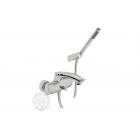 Migliore Flo ML.FLO-7008.CR Смеситель для ванны, хром