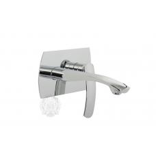 Migliore Flo ML.FLO-7034.CR Смеситель для раковины скрытого монтажа, хром