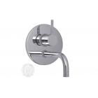 Migliore Fortis ML.FRT-5246.CR Смеситель для раковины встраиваемый, хром