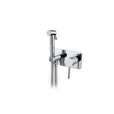 Migliore Fortis ML.FRT-5266.CR Смеситель скрытого монтажа с гигиеническим душем, хром